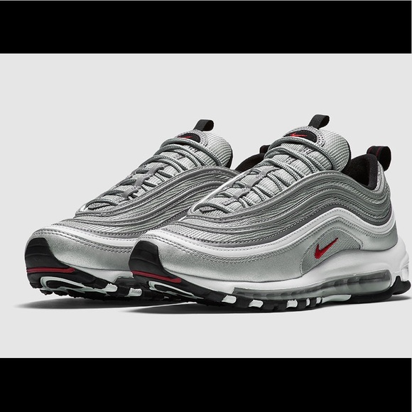 sale retailer d28b3 3615d Nike Air Max 97 - Silver Bullet in Women s 7. M 5af9f7d1a825a6a84bdc7322